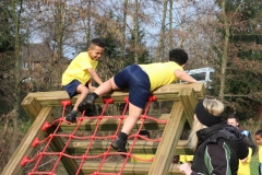 Assault Course with Little London