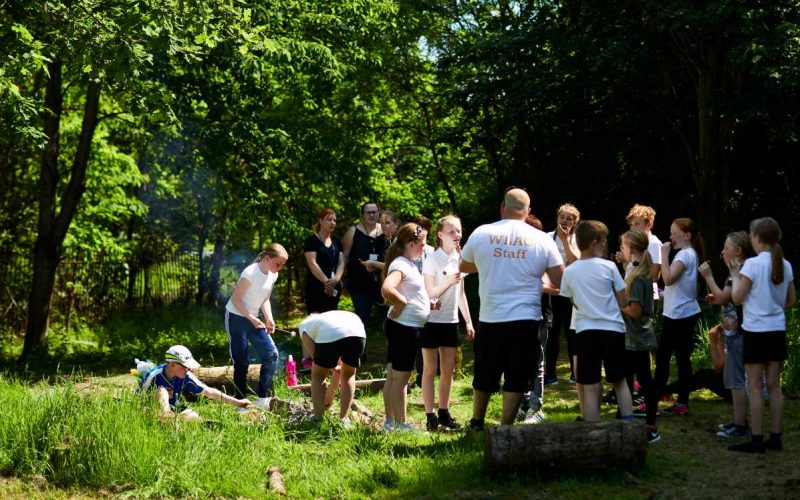 West Leeds Activity Centre outdoor skills