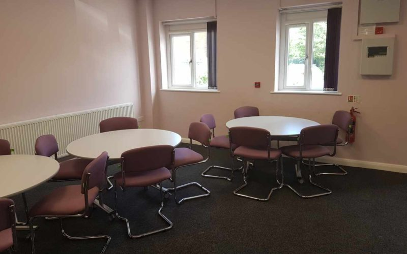 West Leeds Activity Centre evening room hire